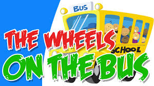 party bus clipart the wheels on the bus panda party childrens nursery rhymes