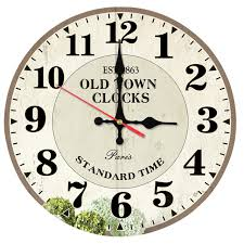 aliexpress com buy promotion wall clock wooden clocks quartz