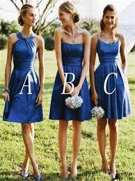 royal blue bridesmaid dresses bridesmaid dress different styles bridesmaid dress