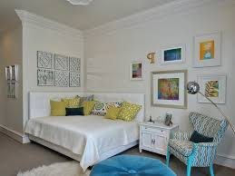 charming queen corner bed two headboards make a comfy corner