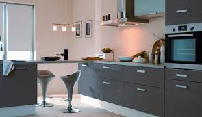 peinture cuisine grise couleur peinture avec carrelage gris maison design bahbe com