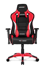 Racer X Chair Akracing Pro X Luxury Xl Gaming Chair With High Backrest