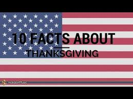 thanksgiving day 10 facts about thanksgiving
