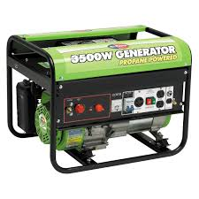 all power 3500w 6 5 hp propane powered generator walmart com