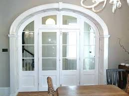 interior doors at home depot arched interior door arch doors archway white painted