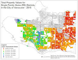 Property Value Map Million Dollar Homes Become Symbol Of Growing Inequality In
