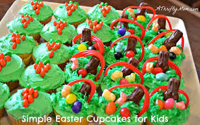 simple easter cupcake for kids diy kids recipes