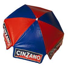 6 Foot Patio Umbrellas 6 Foot Push Tilt Cinzano Vinyl Umbrella Patio Pole