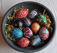 ukrainian decorated eggs workshops daniela m and slovak heritage
