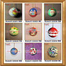 Christmas Decorations 2017 2017 Desings Wooden Hand Painted Indian Christmas Decorative Bells