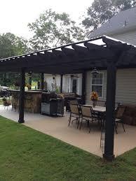 pergola design awesome backyard arbors designs basic pergola