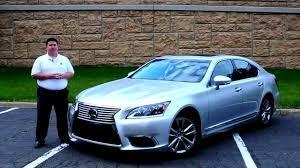 lexus enform bing ihs auto review 2014 lexus ls460 with enform youtube