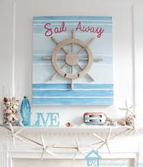 nautical decorating ideas home special coastal also nautical home decor plus hamptons in coastal