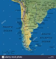 Blank South American Map by South America Atlas South America Mapssouth America Country Maps