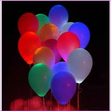 balloon decoration ideas for birthday at home simple image