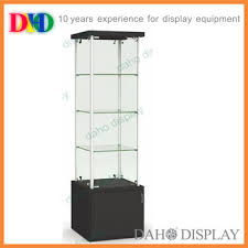 lockable glass display cabinet showcase modern jewelry shop glass display cabinet showcase lockable cell