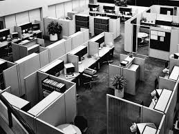 the cubicle you call hell was designed to set you free cubicle