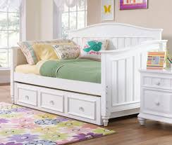 White Trundle Daybed How Adorable Best Leather Size Daybed With Trundle Bedroomi Net