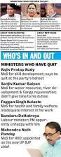 Modi Cabinet List Modi Cabinet Set For Sunday Shuffle Pune Mirror