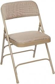Folding Chair Fabric Metal Folding Chairs Foter