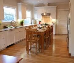 The  Best Long Narrow Kitchen Ideas On Pinterest Small Island - Narrow kitchen cabinets