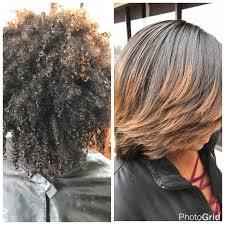 charleston salon that do good sew in hair what is a silk press latoya jones