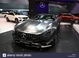 mercedes in illinois chicago illinois usa 9th feb 2017 a mercedes amg gt c