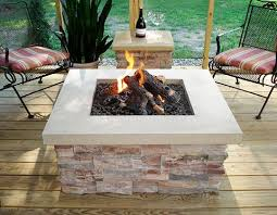 Diy Gas Fire Pit Table by 73 Best House Fire Tables And Fire Pits Images On Pinterest