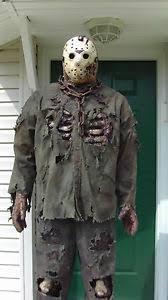 Halloween Costumes Jason Blood Jason Chain Myers Prop Halloween Costume Weapon Friday
