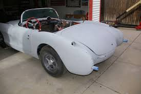 1961 corvette project car for sale 1957 corvette project car with 20 000 in parts for sale