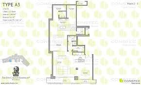ritz carlton residences miami beach floor plans