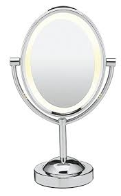 assis led lighted makeup mirror top 10 best magnifying makeup mirror reviews in 2018
