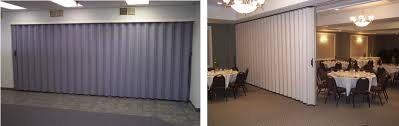 Accordion Curtain Accordion Partitions And Doors Soundproof Accordion Doors