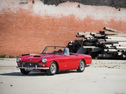 ferrari dealership inside rm sotheby u0027s 1959 ferrari 250 gt cabriolet series ii prototype