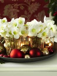 photo centerpieces 45 diy christmas table setting centerpieces ideas family