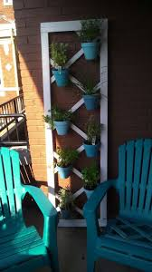 40 best vertical herb gardens images on pinterest gardening