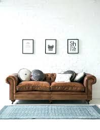 Leather And Tapestry Sofa Tapestry Sofa Living Room Furniture Leather Sofa Living Room