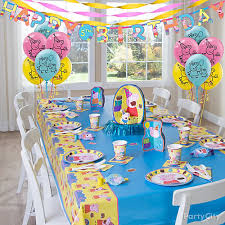 peppa pig party peppa pig party ideas party city