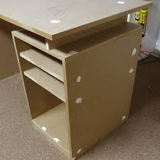 Diy Mdf Desk Home Dzine Home Diy Practical Desk For Child Or Bedroom