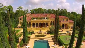 Neoclassical House by Neoclassical Chateau In Houston Texas Youtube