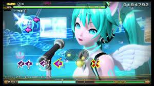 hatsune miku 初音ミク project diva future tone ps4 gameplay
