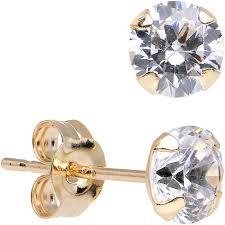 14kt gold earrings 14kt gold earrings bodycandy