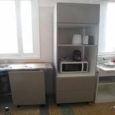 meuble cuisine colonne four micro onde meuble cuisine pour micro onde 2017 et meuble cuisine colonne four