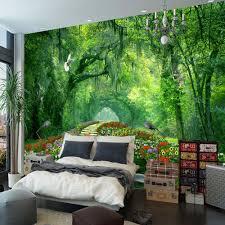 Bilder Schlafzimmer Natur Natur Baum 3d Landschaft Wandbild Fototapete Für Wände 3 D