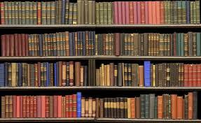 Bookshelf Background Image Old Library Wallpaper Wallpapersafari