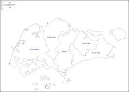 Blank Map Of East And Southeast Asia by Singapore Free Map Free Blank Map Free Outline Map Free Base