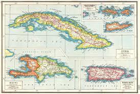 st croix caribbean map west indies cuba hispaniola islands st croix