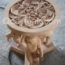 wood carving furniture indonesia from jepara city