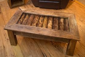 reclaimed wood reclaimed wood coffee table shadowbox port tobacco md custom