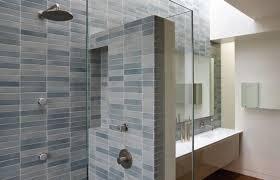 Rustic Tile Bathroom - tile bathroom with rustic design ideas and modern bathtub also